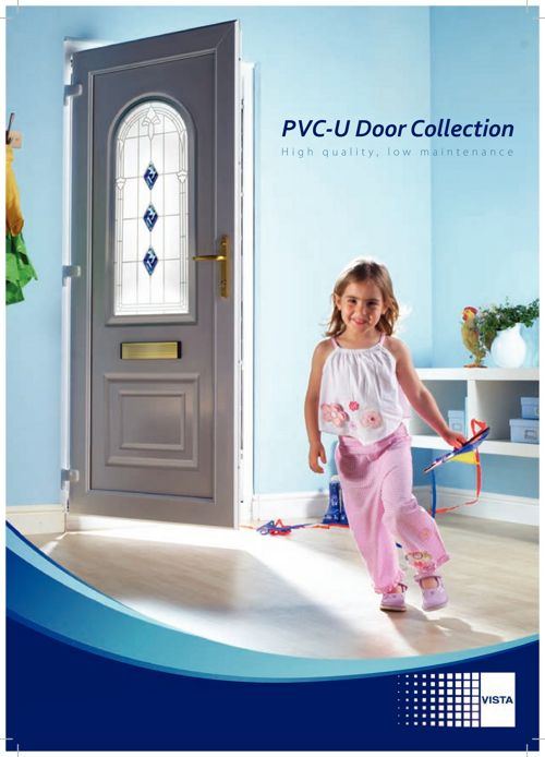 Vista Panels uPVC Panel Doors Brochure