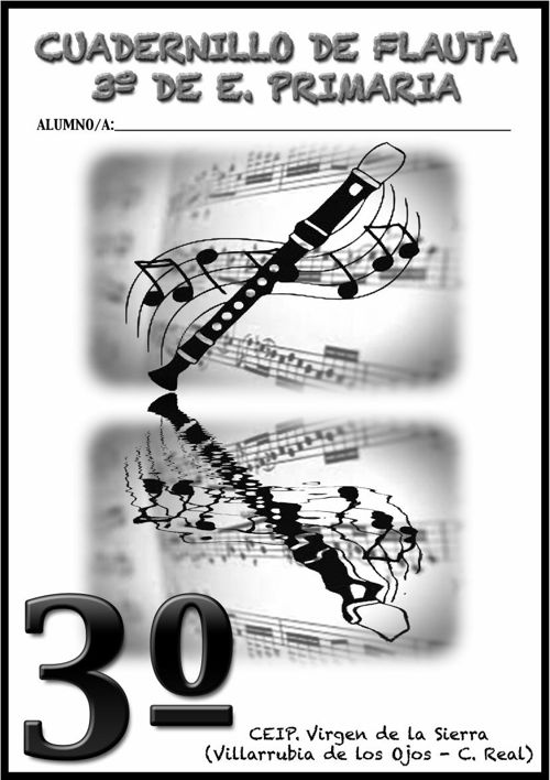 Cuadernillo de Flauta - 3º A