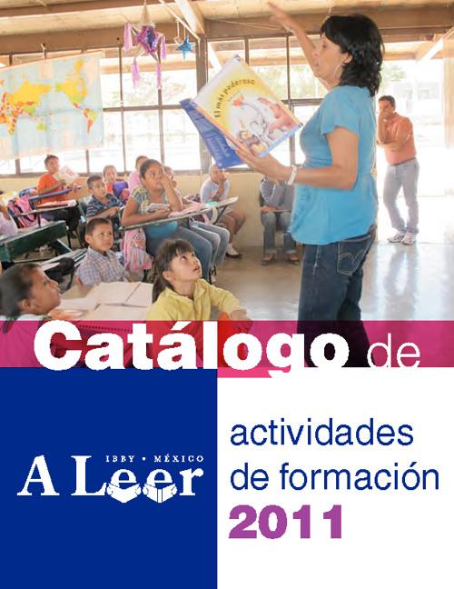 Catálogo de actividades de formación
