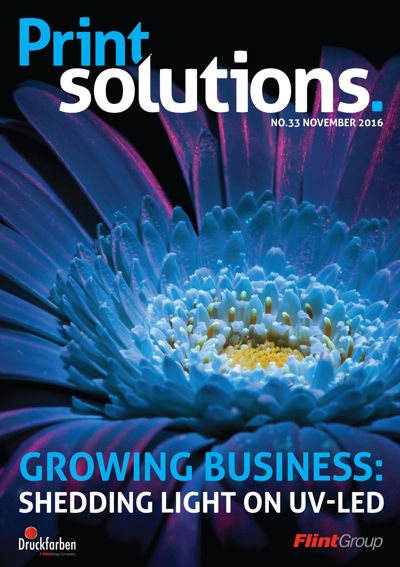 Print Solutions #33 - November 2016