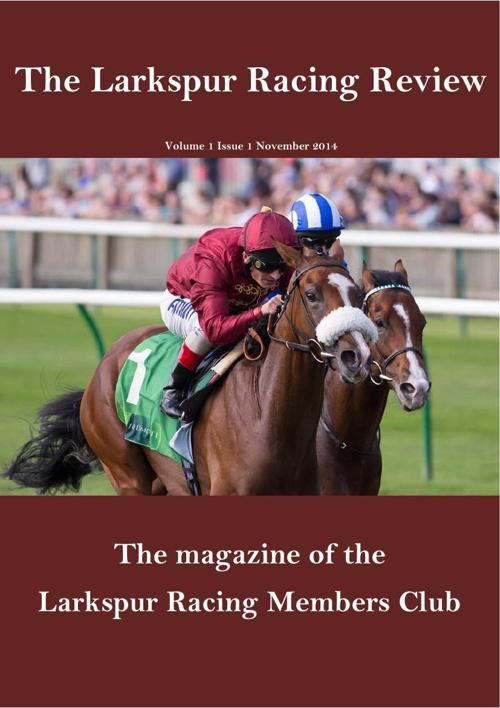 Larkspur Racing Review - November 2014