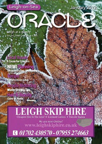 Leigh Oracle - Jan 2012