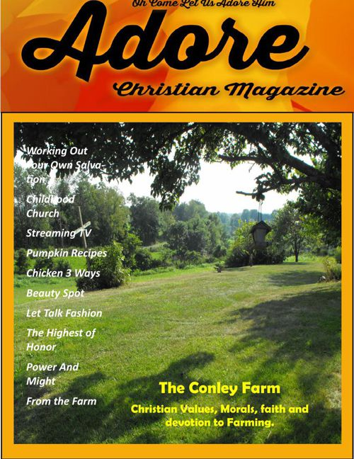 Adore Magazine October 2015 final (1)