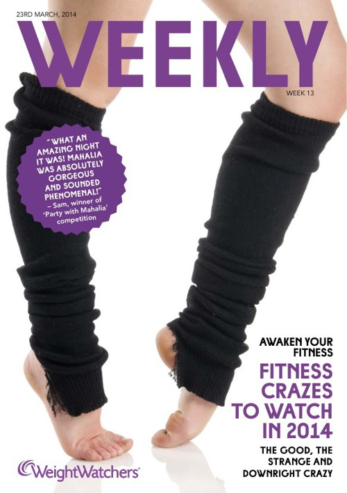 Weight Watchers Weekly Issue 13