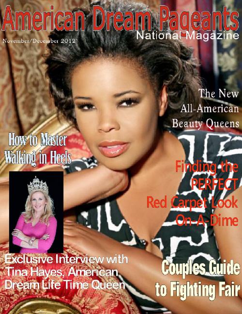 American Dream Pageant National Magazine
