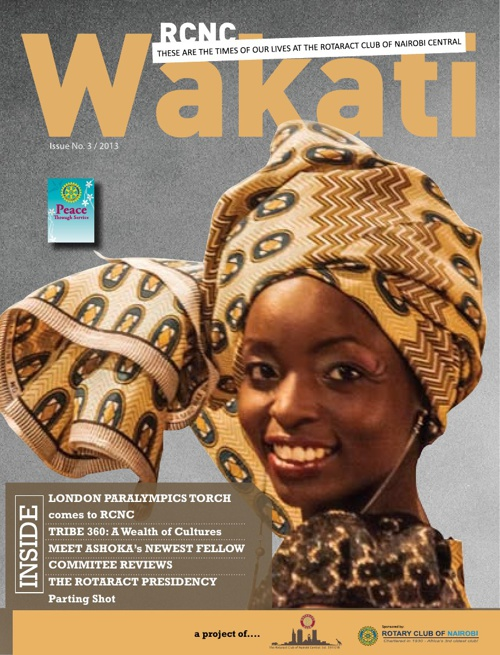 WAKATI ISSUE 2/2013