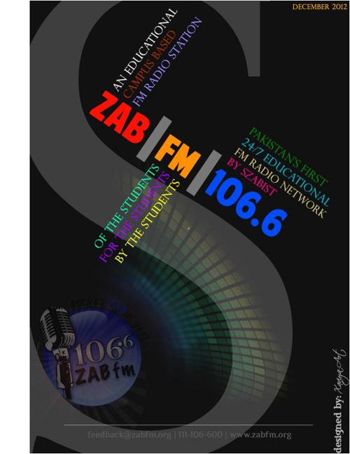 SZAB FM 106.6 Bulletin