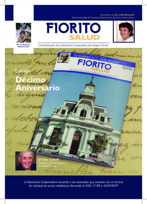 Revista Fiorito Salud Nº 51