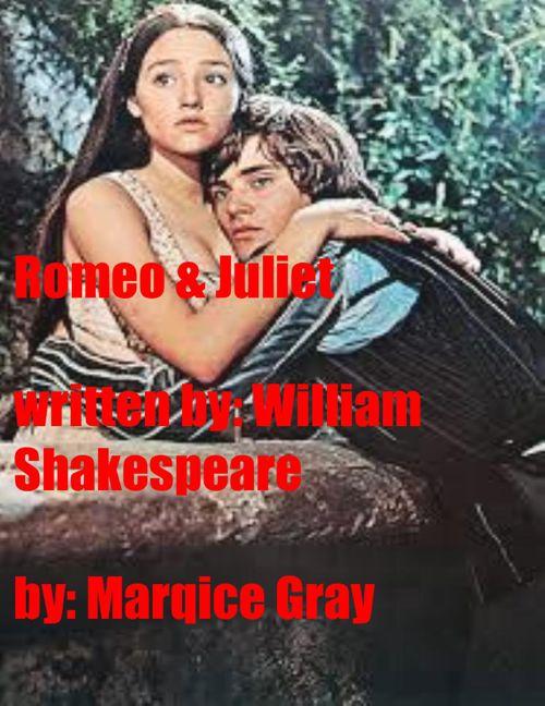 Romeo & Juliet scrapbook (1)