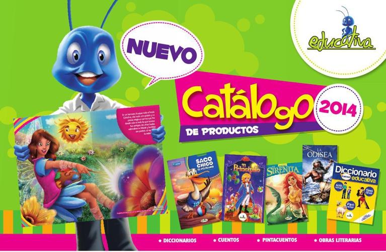 Catálogo de productos 2014