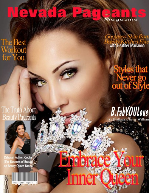 Nevada Pageants Magazine