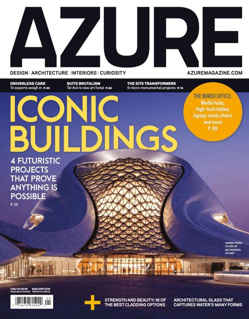 AZURE March/April 2016