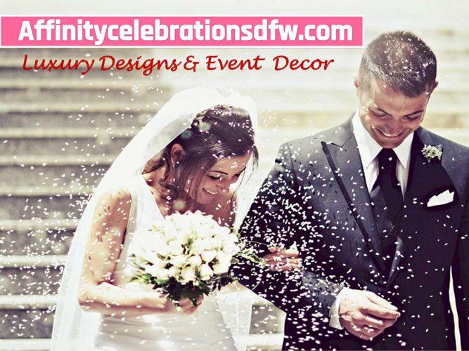 Ballroom Wedding Décor | affinitycelebrationsdfw.com