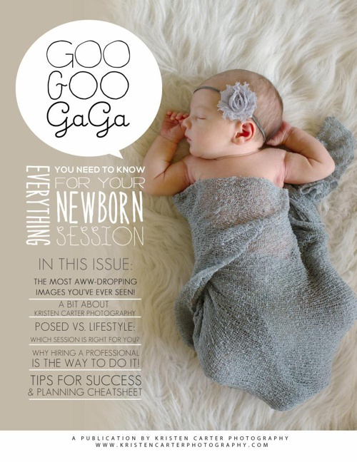 Kristen Carter Photography, Gilbert AZ Newborn Magazine