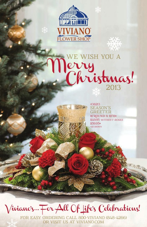 Viviano's Christmas 2013 Catalog