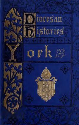 York - Diocesan History