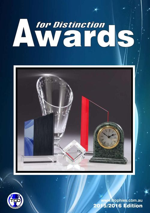 Impact Trophies Corporate & Glass