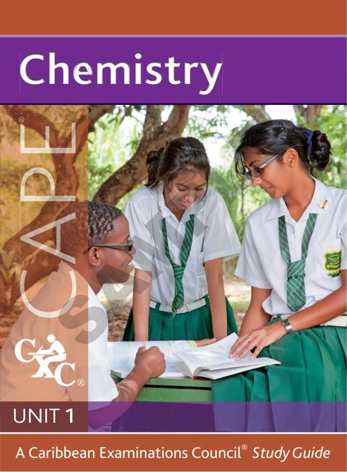 CAPE Chemistry