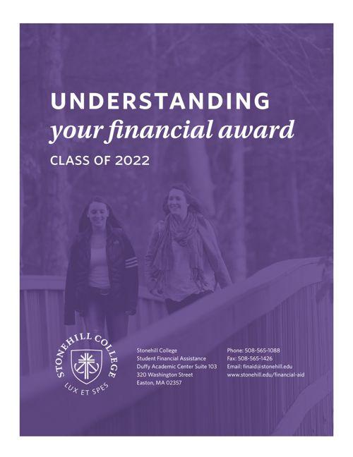 Class of 2022 Financial Award Guide
