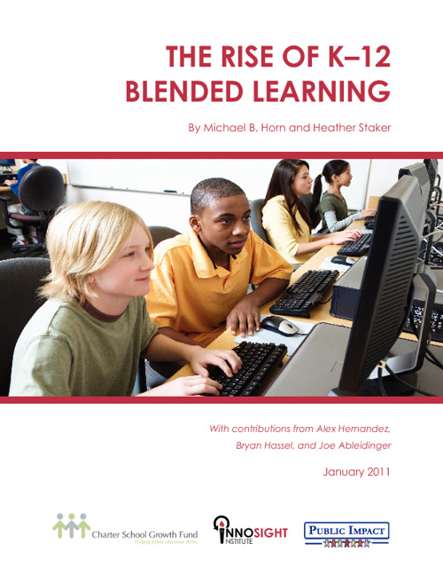 The Rise of K-12 Blended Learning