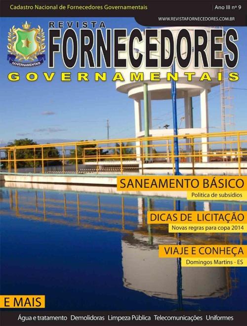 Revista Fornecedores Governamentais 9