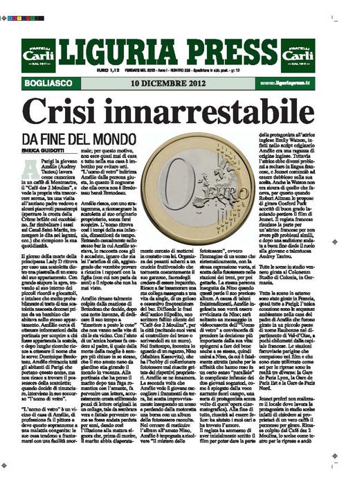 Liguria Press OK