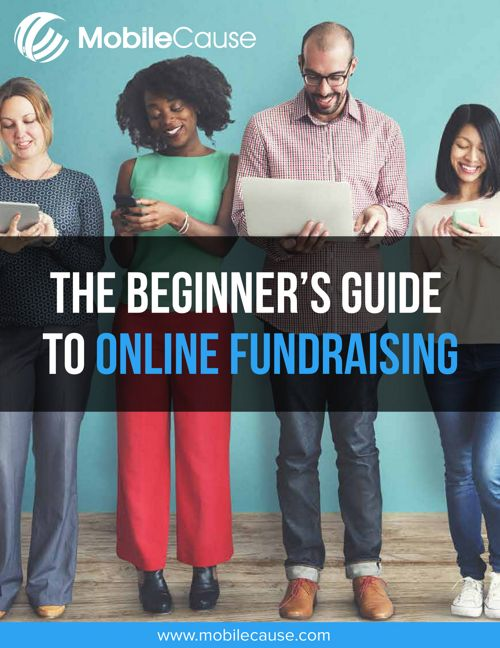 Online Fundraising: The Beginner's Guide for Nonprofits