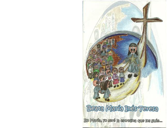 BEATA MARÍA INÉS TERESA