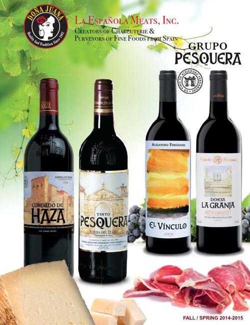 La Española Meats Catalog 2014-15
