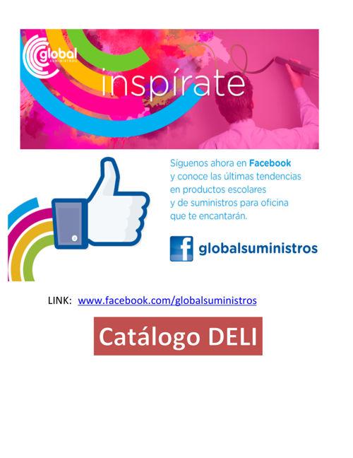 Global Suministros-Catálogo DELI-2016