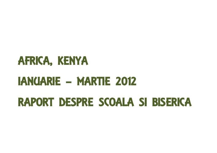 Ian-Martie2012 in Africa