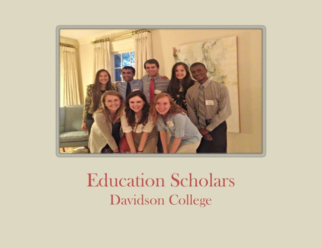 Final Presentation: Education Scholars