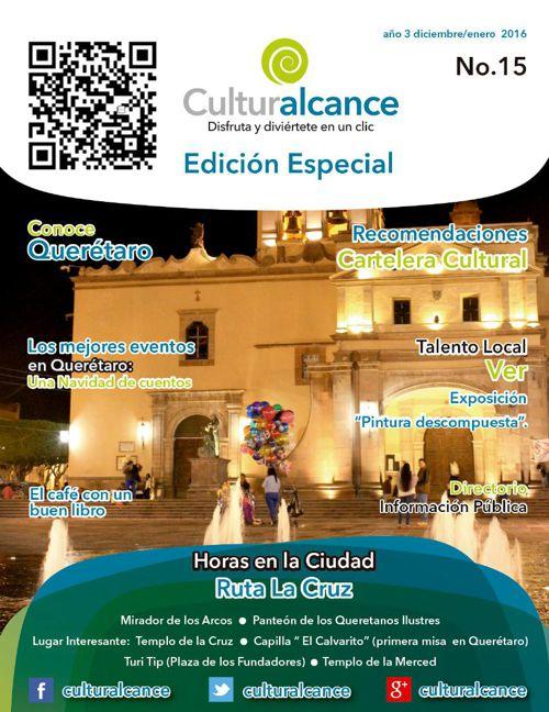 Revista Culturalcance No.15