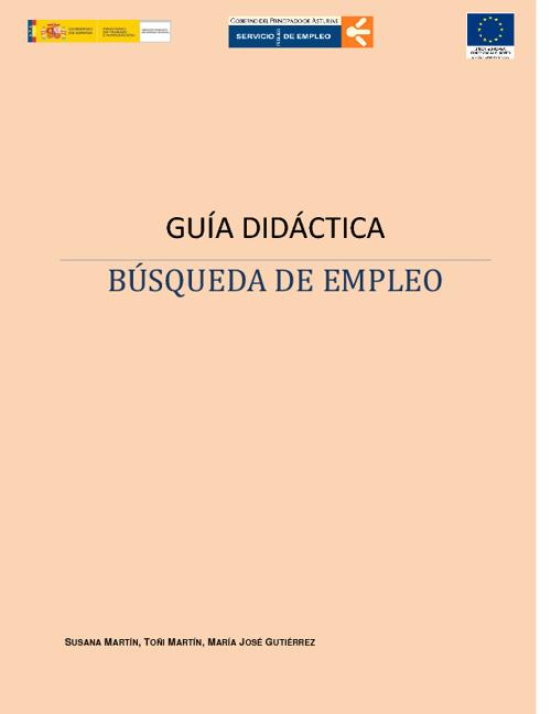 BUSQUEDA DE EMPLEO