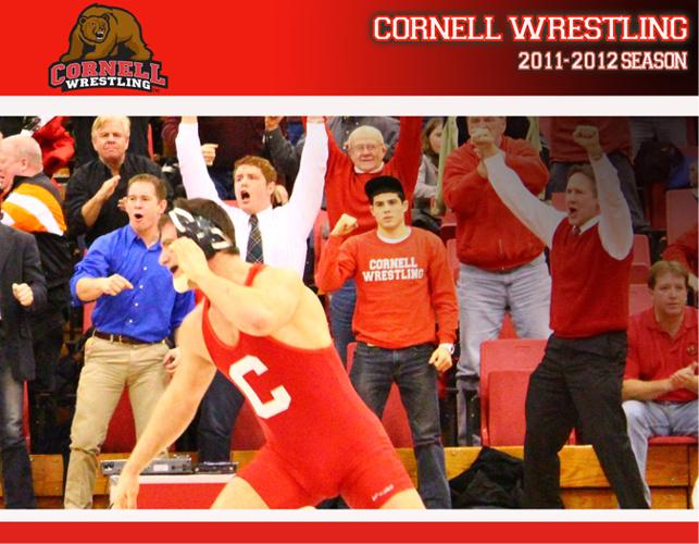 Cornell Wrestling Standard