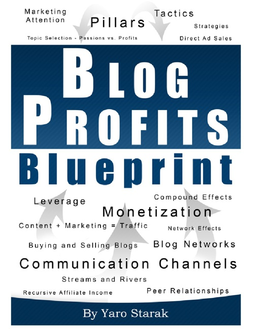 Blog Profits - The BluePrints to Making it Work!