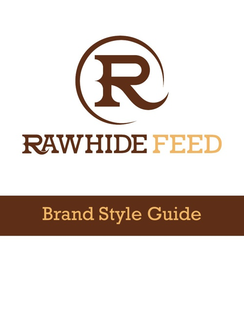 Rawhide Brand Style Guide