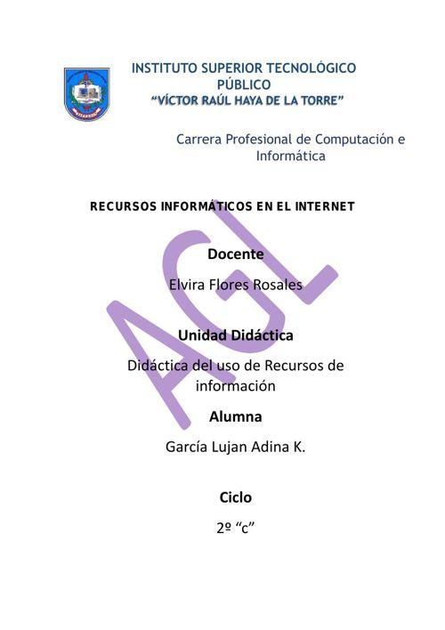 Tema 2 Recursos Informáticos En El Internet-01