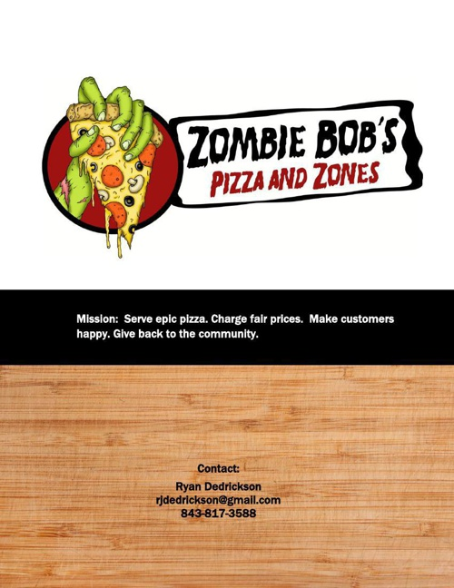 Dedrickson-Zombie Bob's-4.9.2014
