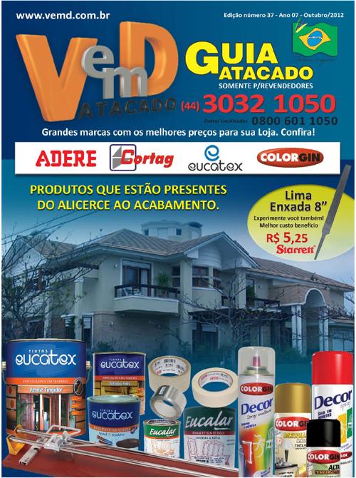 Revista VemD - Outubro 2012
