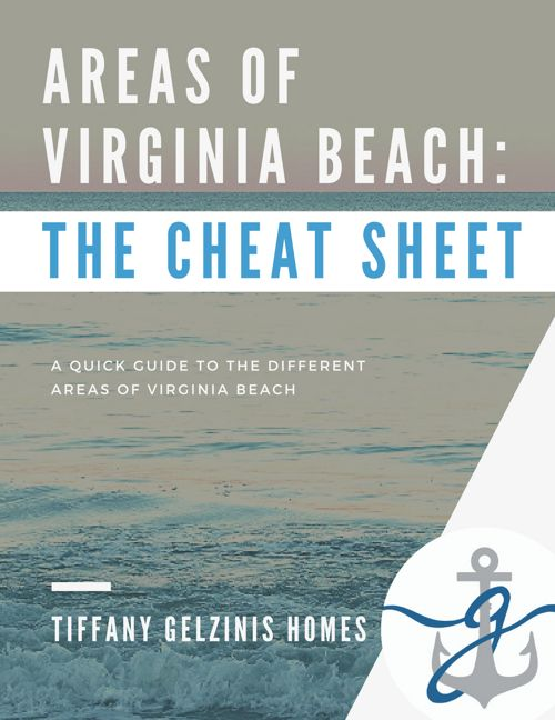 Areas of Virginia Beach: The Cheat Sheet