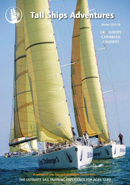 Tall Ships Winter 2015-16