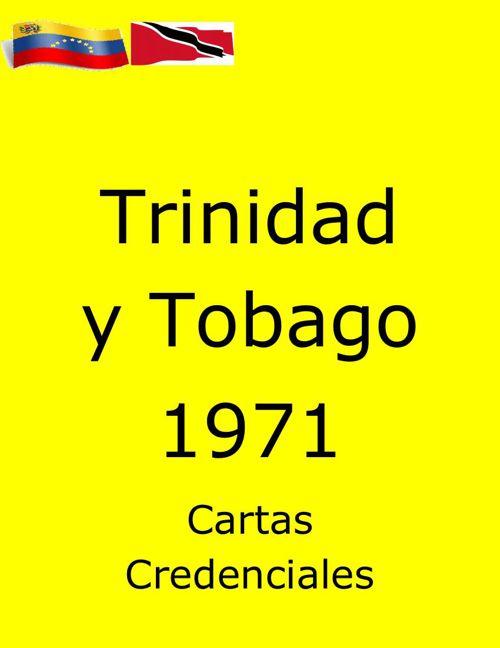 Cartas Trinidad y Tobago