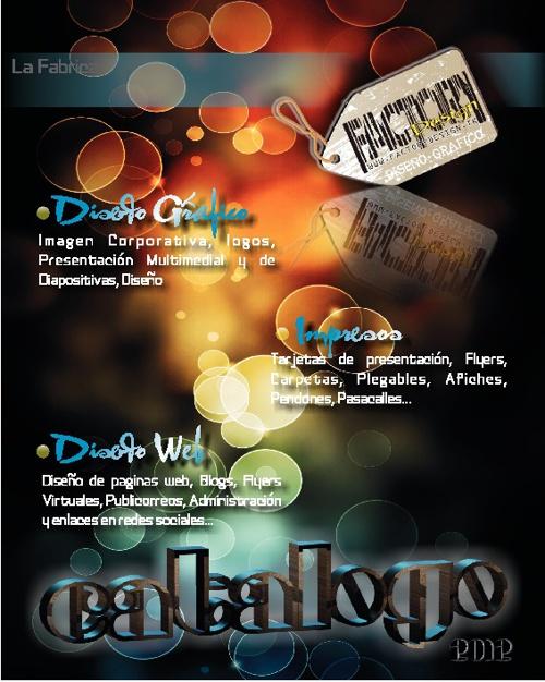 Catalogo Factory Design 2012