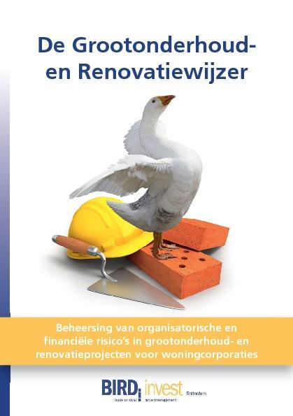 Grootonderhoud- en renovatiewijzer