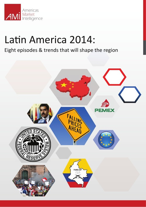 Americas Market Intelligence: Latin America 2014 Eight Episodes