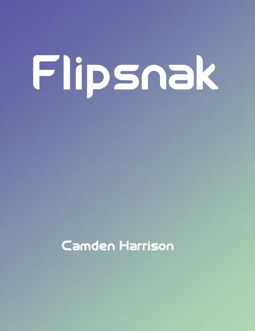 Camden 2016 Flipsnak