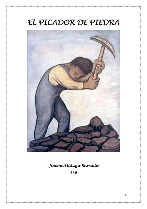 Jimena Málaga-El picador de piedra
