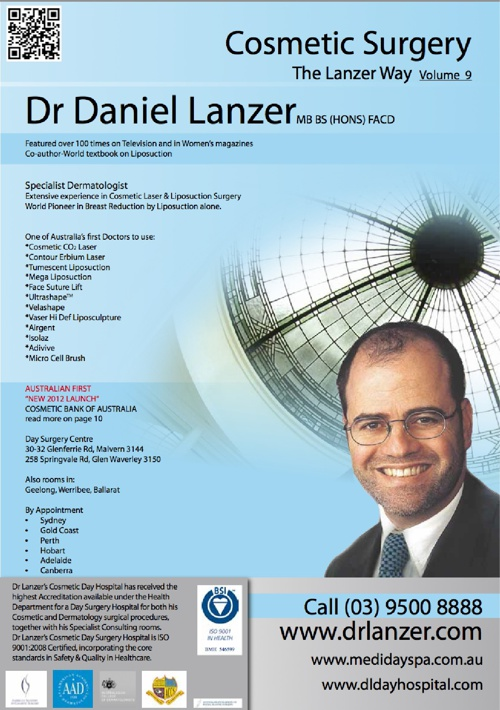 Dr Lanzer - Cosmetic Surgery - The Lanzer Way