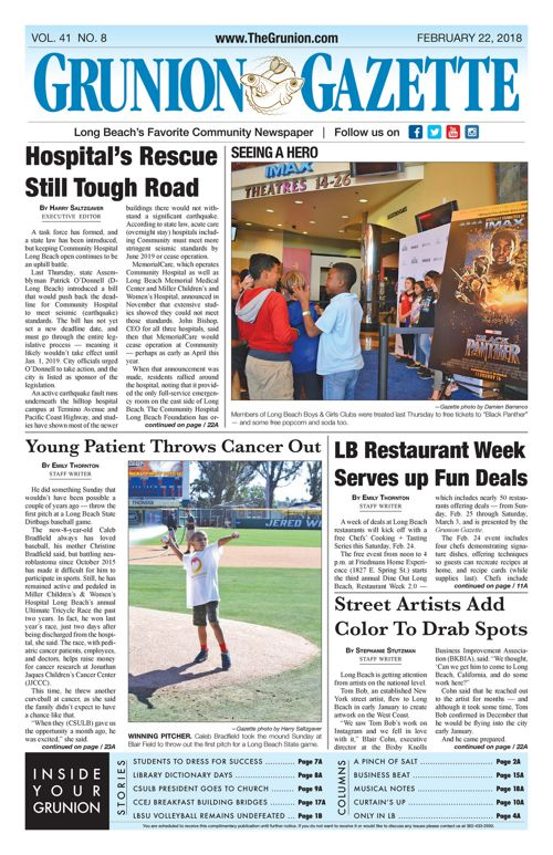 Grunion Gazette 2-22-18